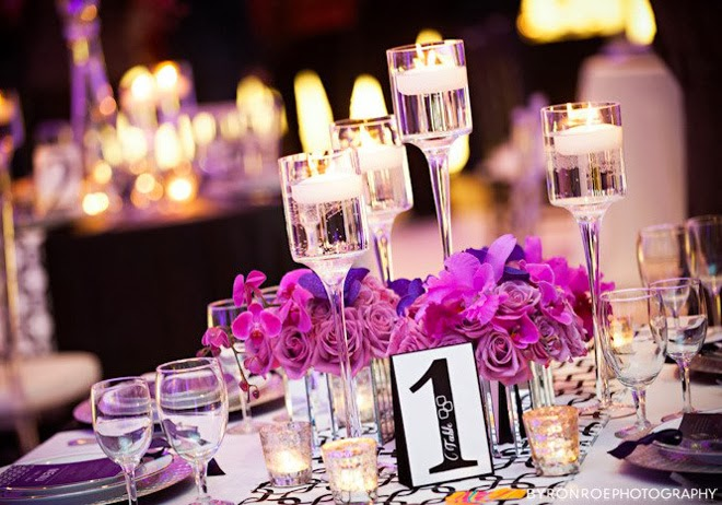 12 Stunning Wedding Centerpieces - Part 22 - Belle The Magazine