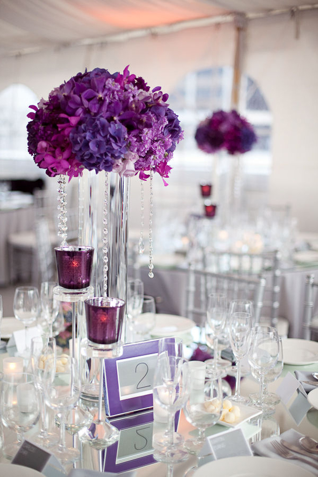 25 Stunning Wedding Centerpieces