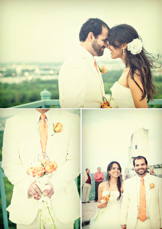 {Real Weddings} : Erika + Marcos by Ideology Photography