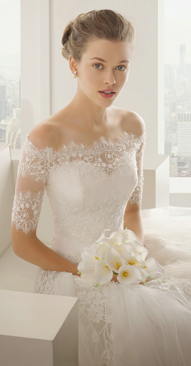 rosa clara 2015 bridal collection belle the magazine