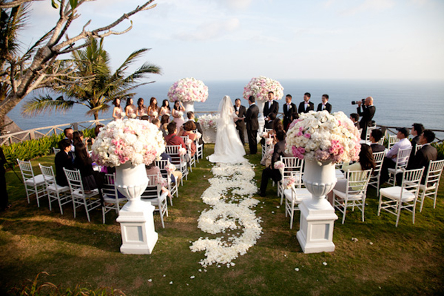 {Steal Worthy Wedding} : Romance in Bali