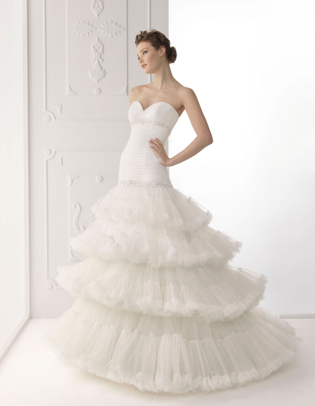 Alma Novia 2012 Bridal Collection + The dress of The Week