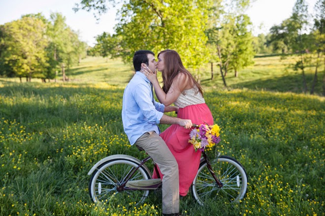 Engagement Session: Rowing Away Into Love