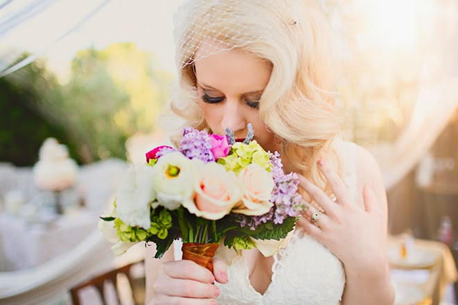 Southern Belle Wedding Inspired Photo Shoot