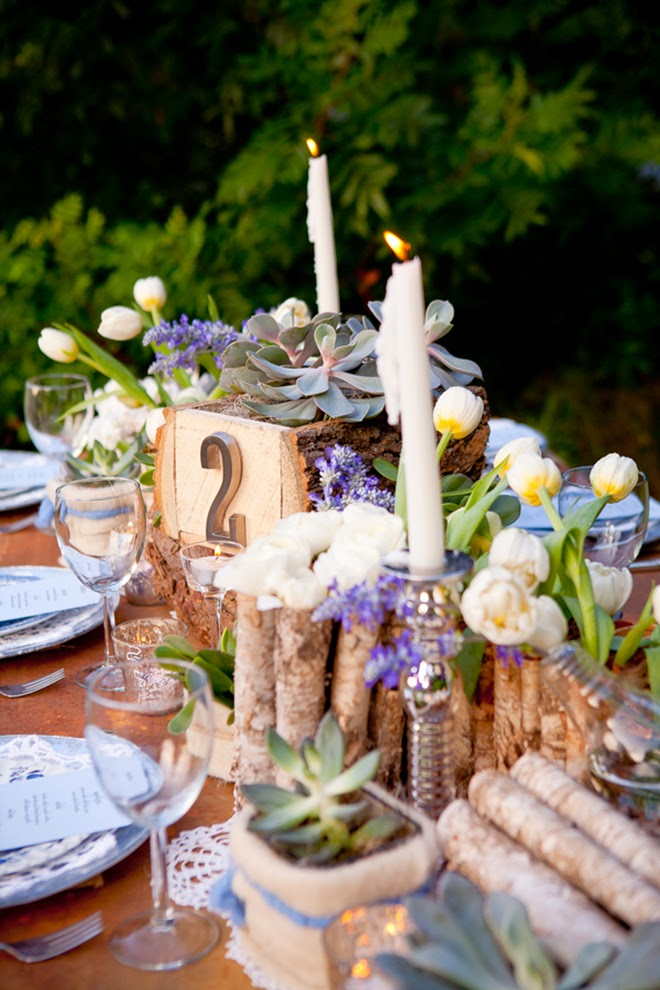 Rustic Charm Wedding Inspiration with a Sophisticated Twist