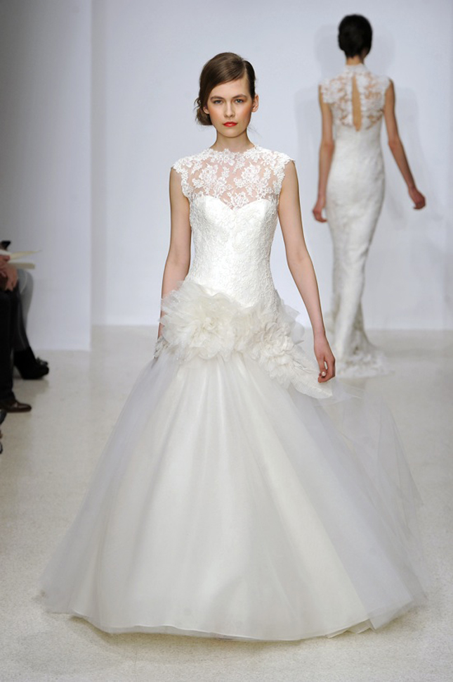 NYC Bridal Market Spring 2013 : Top Trends From Bridal Fashion Week
