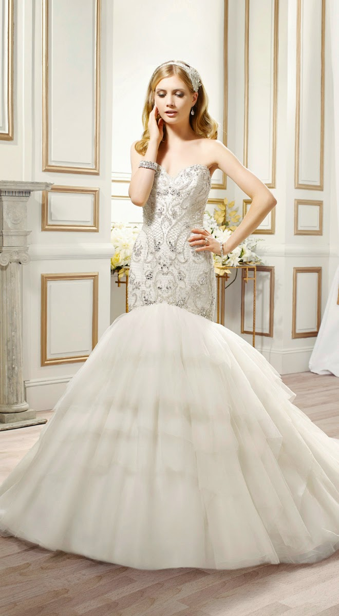 Val Stefani Spring 2015 Bridal Collection