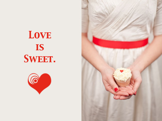 {10 Days of Valentine's Inspiration} Day 6- Love is Sweet: Table for 2