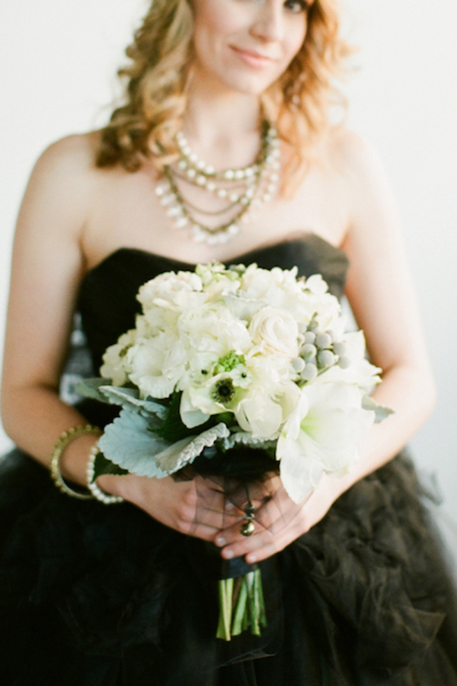 Romantic + Vintage Winter Wedding Redo