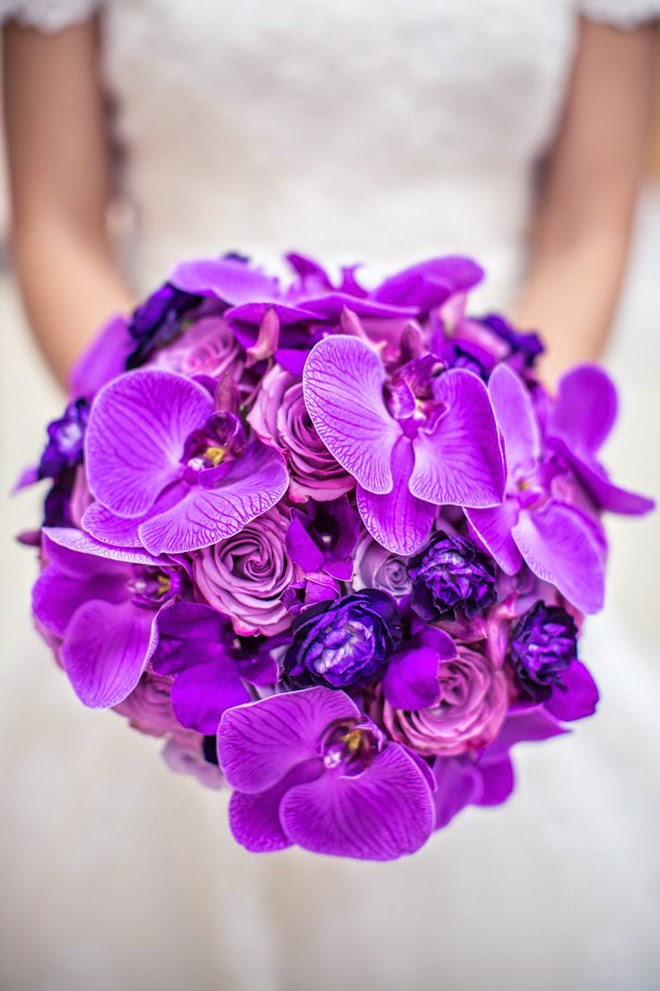 12 Stunning Wedding Bouquets – 33rd Edition