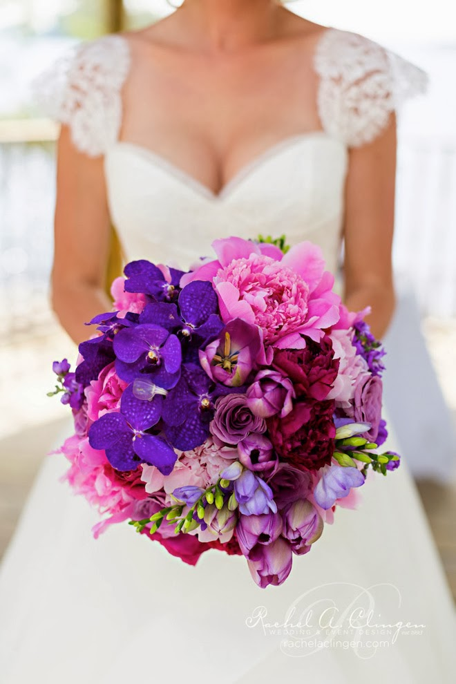 12 Stunning Wedding Bouquets – 26th Edition