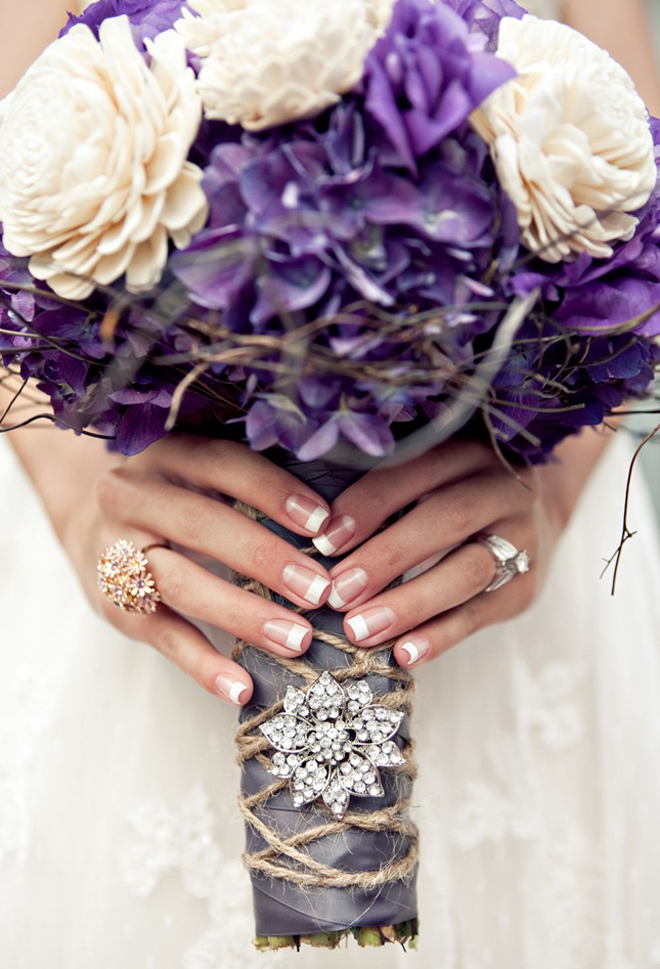 25 Stunning Wedding Bouquets – Best of 2012