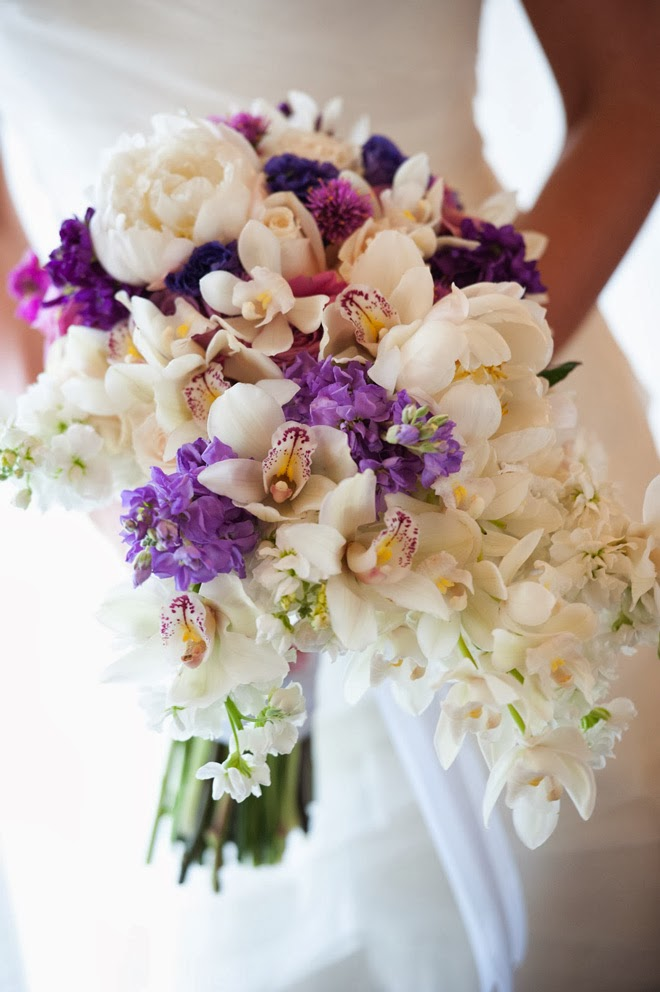 12 Stunning Wedding Bouquets - Part 22