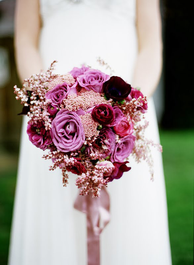25 Stunning Wedding Bouquets – Part 9