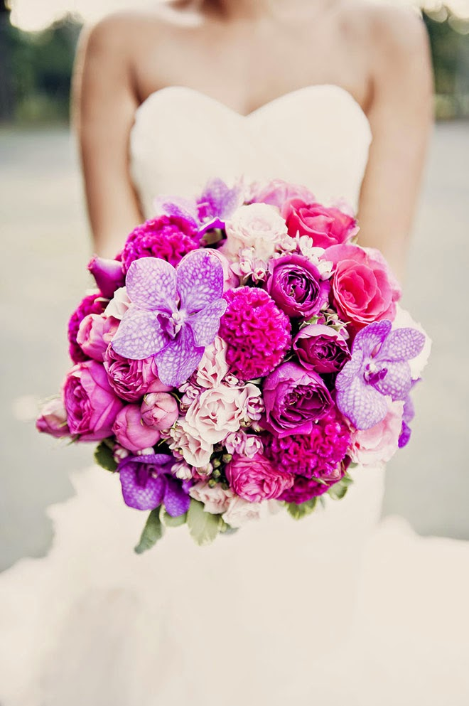 12 Stunning Wedding Bouquets – 29th Edition
