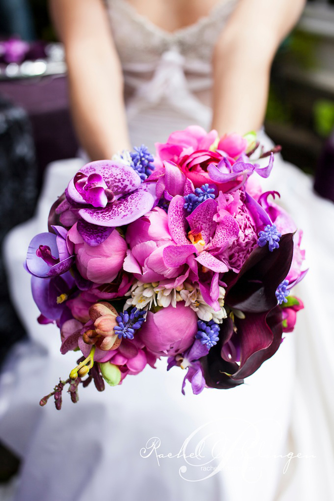25 Stunning Wedding Bouquets – Part 8