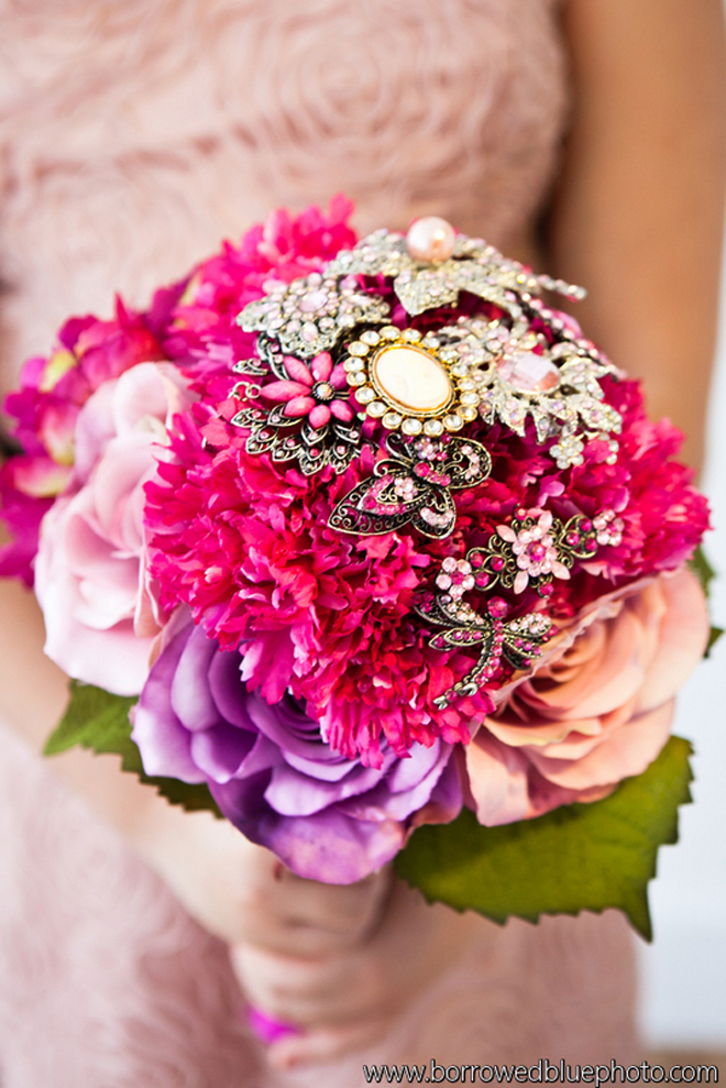 12 Stunning Wedding Bouquets – Part 18