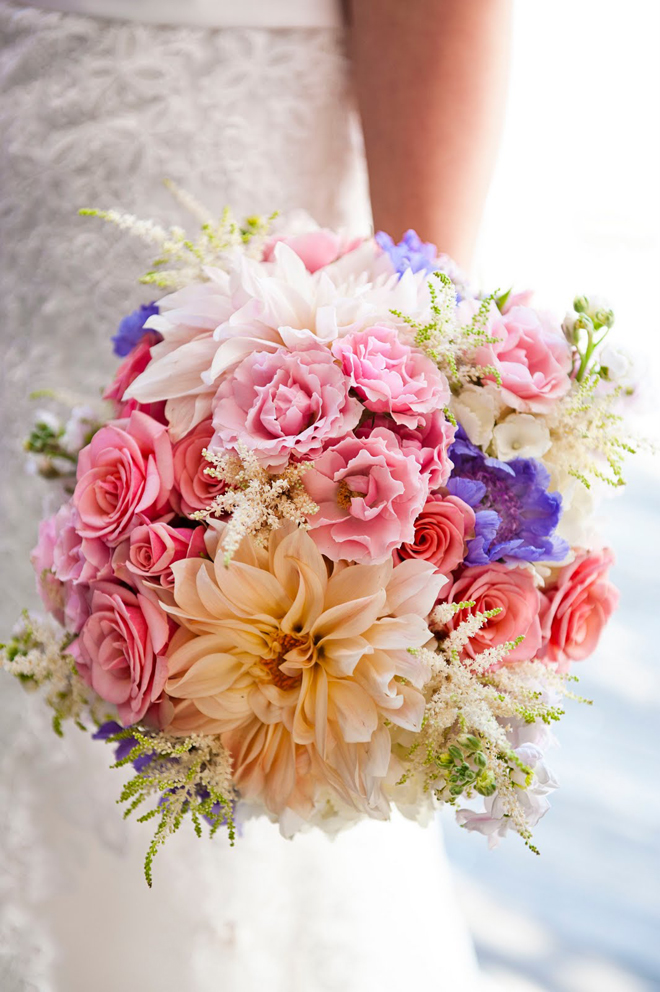 12 Stunning Wedding Bouquets – Part 16
