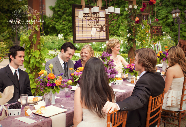 A Lovely Brunch – Wedding Reception, Day After, Rehearsal or Bridal Shower.