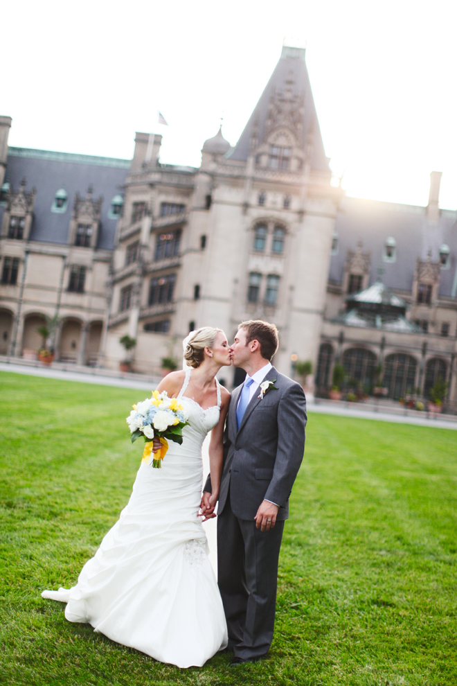 Classic Wedding at Biltmore