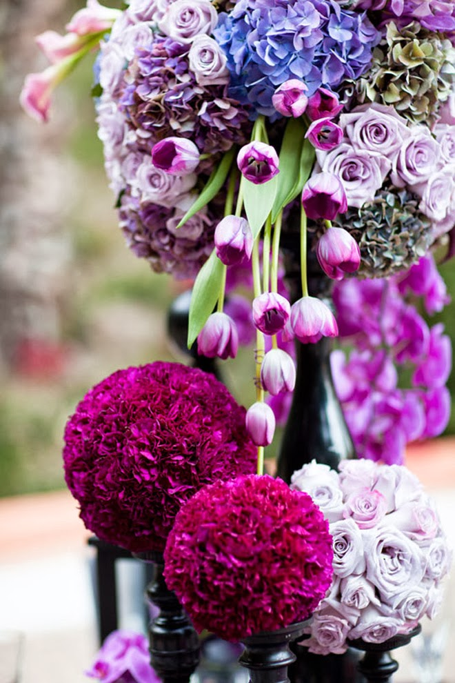 12 Stunning Wedding Centerpieces - 24th Edition