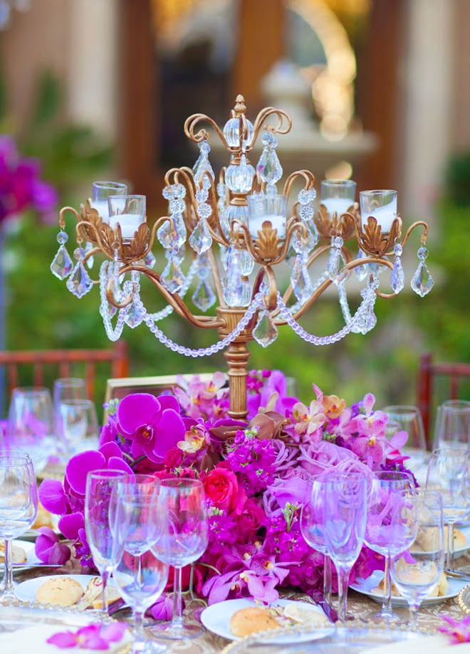 12 Stunning Wedding Centerpieces – 29th Edition