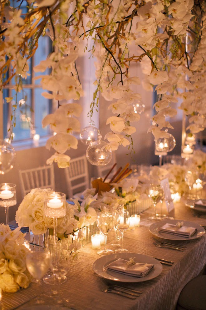 12 Stunning Wedding Centerpieces – 25th Edition