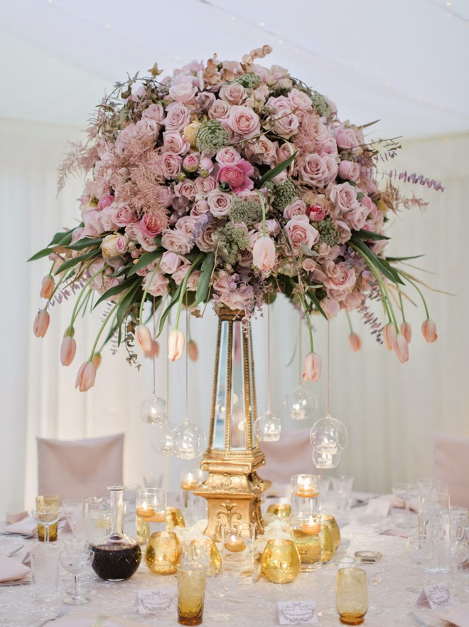 12 Stunning Wedding Centerpieces – 27th Edition