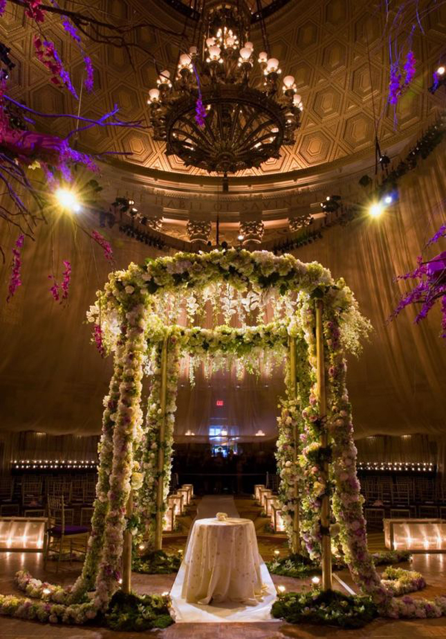 Wedding Ceremony Decor – Altars, Canopies, Arbors, Arches and Chuppahs – Part 2