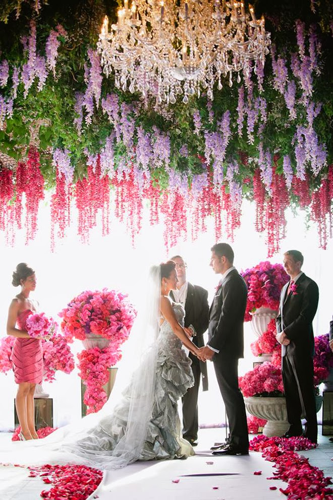 Best Wedding Ceremony Decorations of 2013