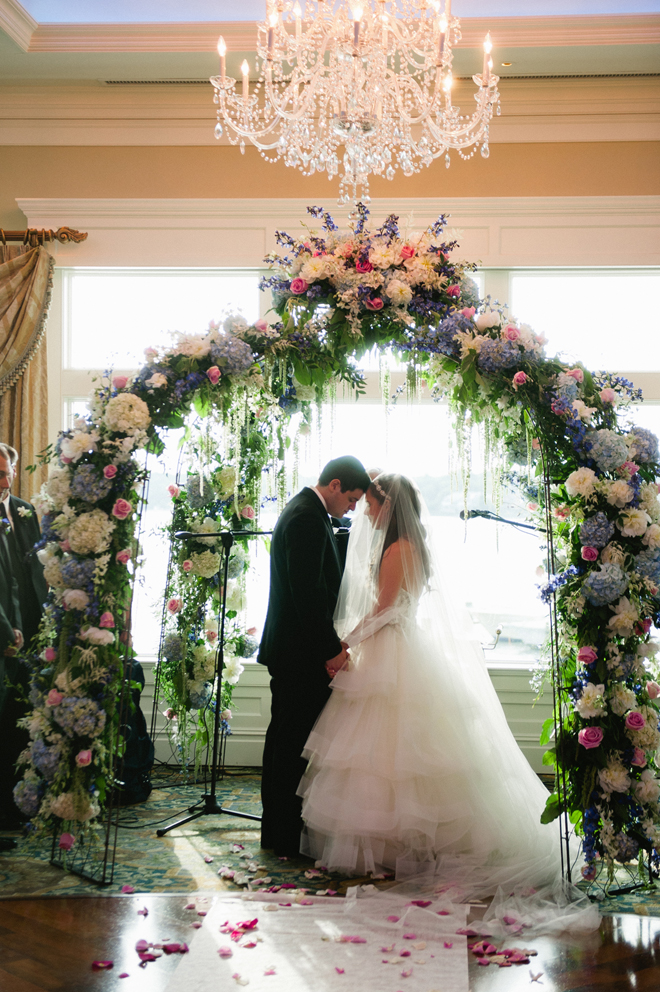 Sweet Traditional New Jersey Wedding