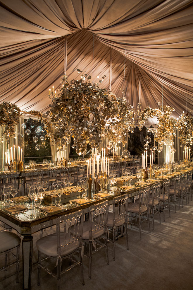 Wedding Trends} Strictly Long Tables - Part 2 - Belle The Magazine