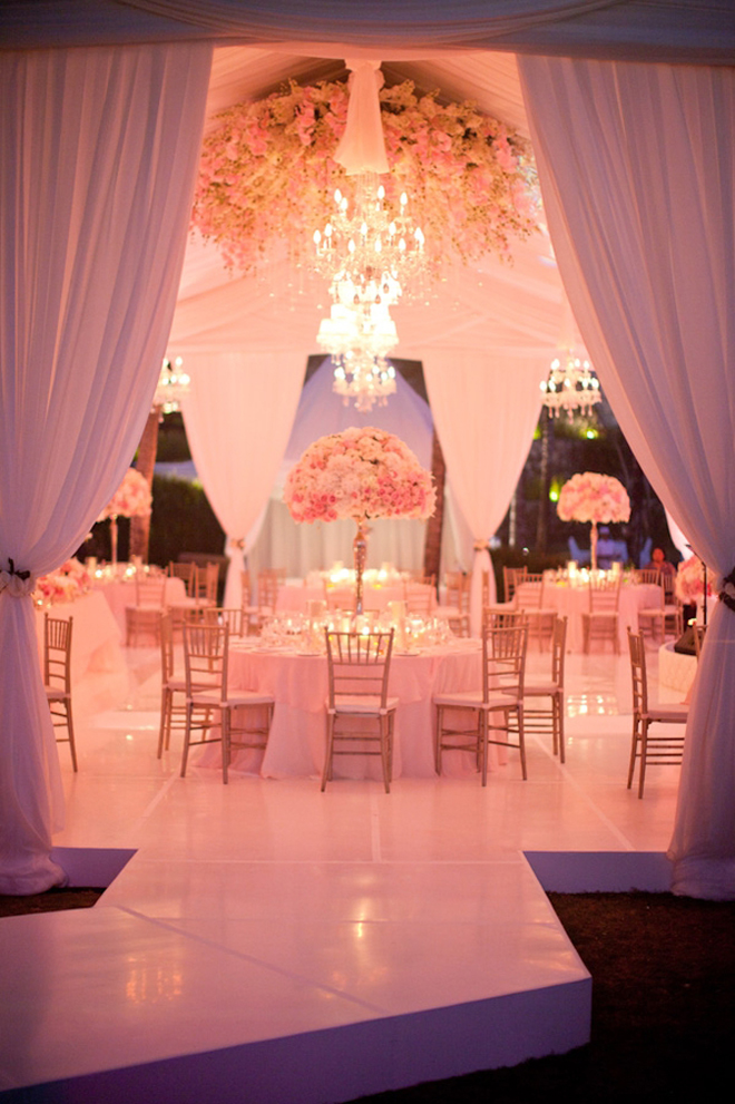 Fabulous Drapery Ideas For Weddings – Part 2
