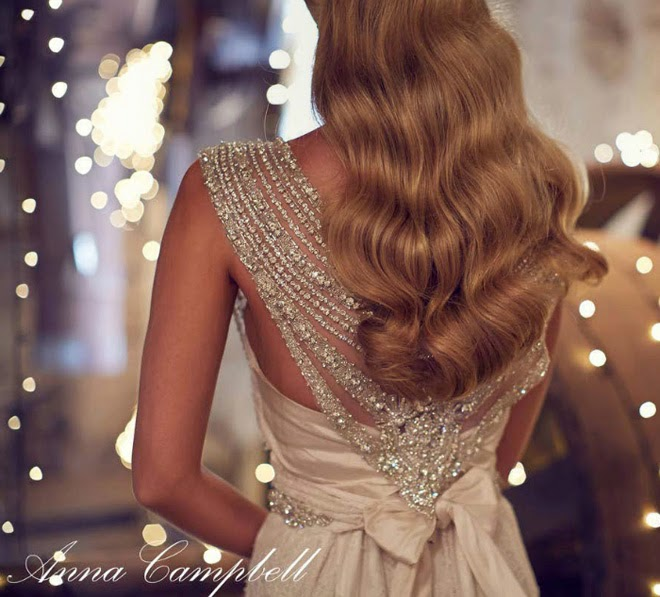 Wedding Dresses by Anna Campbell – Forever Entwined Collection
