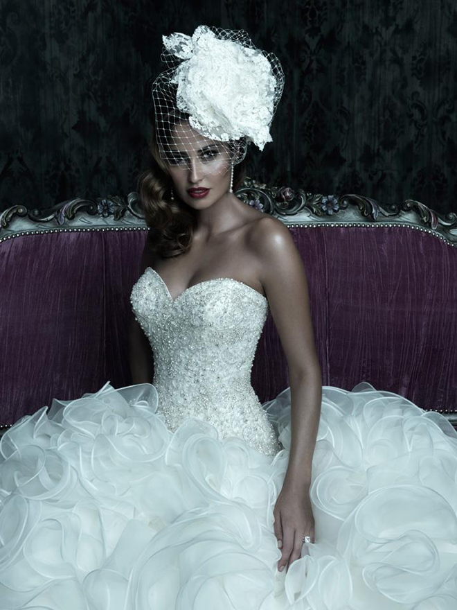 Allure Couture Fall 2012 + My Dress of the Week