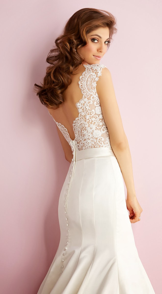 Allure Romance Spring 2014 Bridal Collection