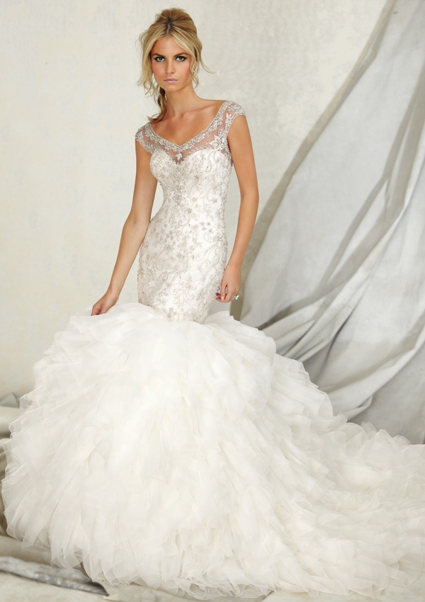 Angelina Faccenda Spring 2013 Bridal Collection + My Dress of the Week + Winners!