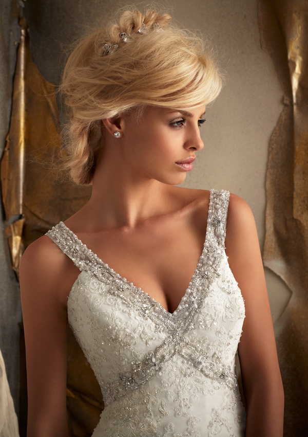 Mori Lee by Madeline Gardner 2012 + My Dress of the Week