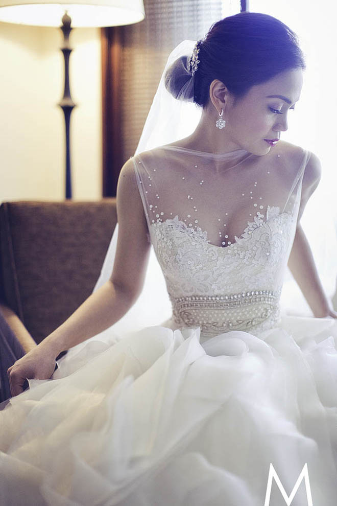 Dress of the Week + Bridal Style Inspiration – Veluz Reyes