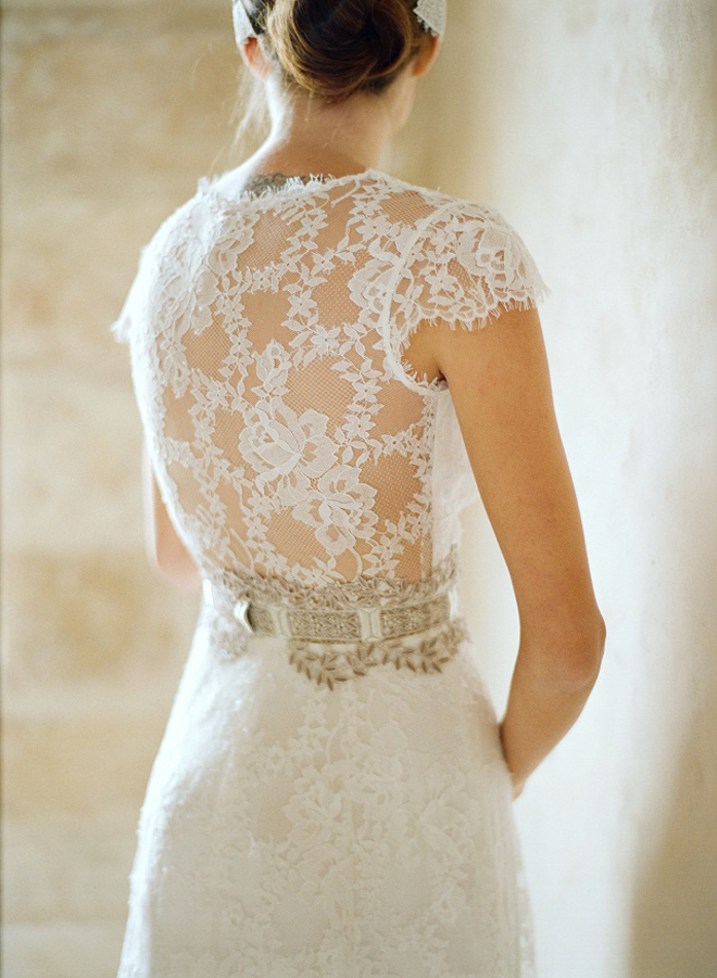 Claire Pettibone 2012 + My Dress of the Week