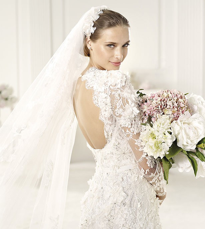 Elie by Elie Saab 2013 Bridal Collection + My Dress of the Week