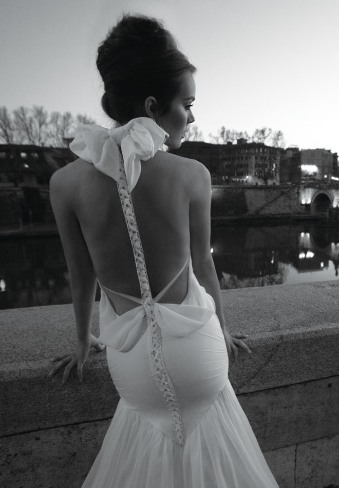 Inbal Dror 2012 + My Dress of the Week
