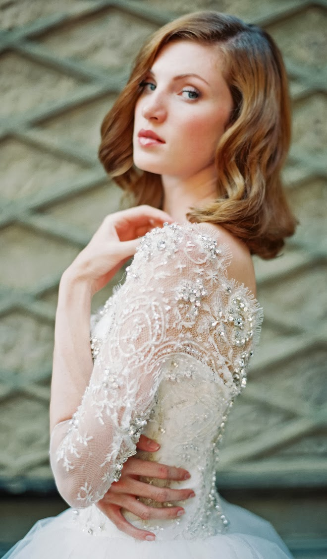 Sareh Nouri 2014 Bridal Collection