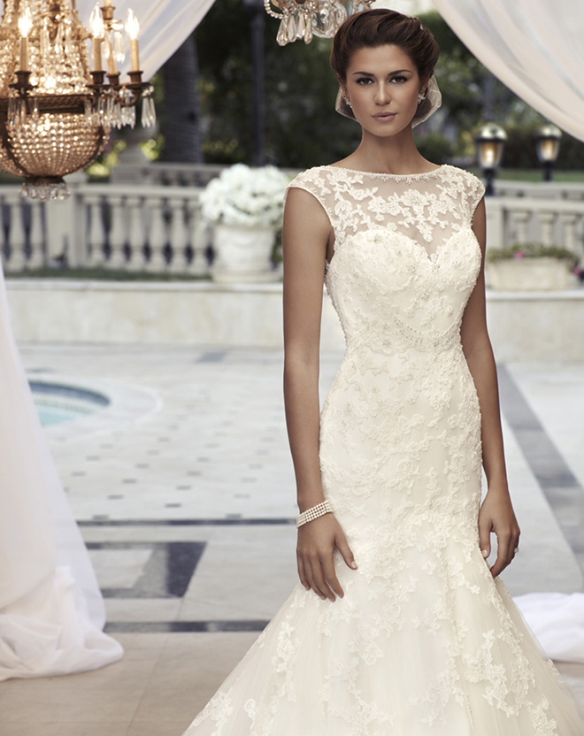 Casablanca Bridal Spring 2013 + My Dress of the Week