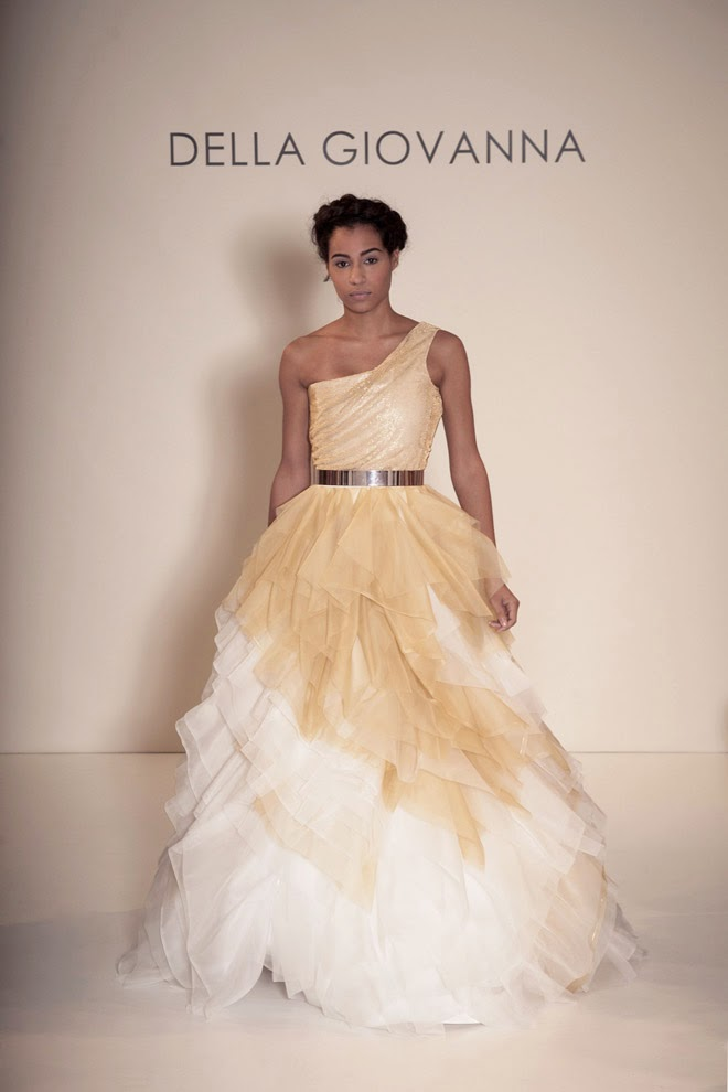 Della Giovanna Fall 2015 Bridal Collection