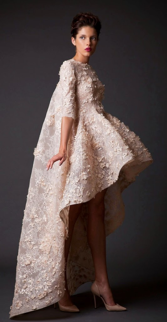The Wedding Dresses of the Collections of High Couture Winter
