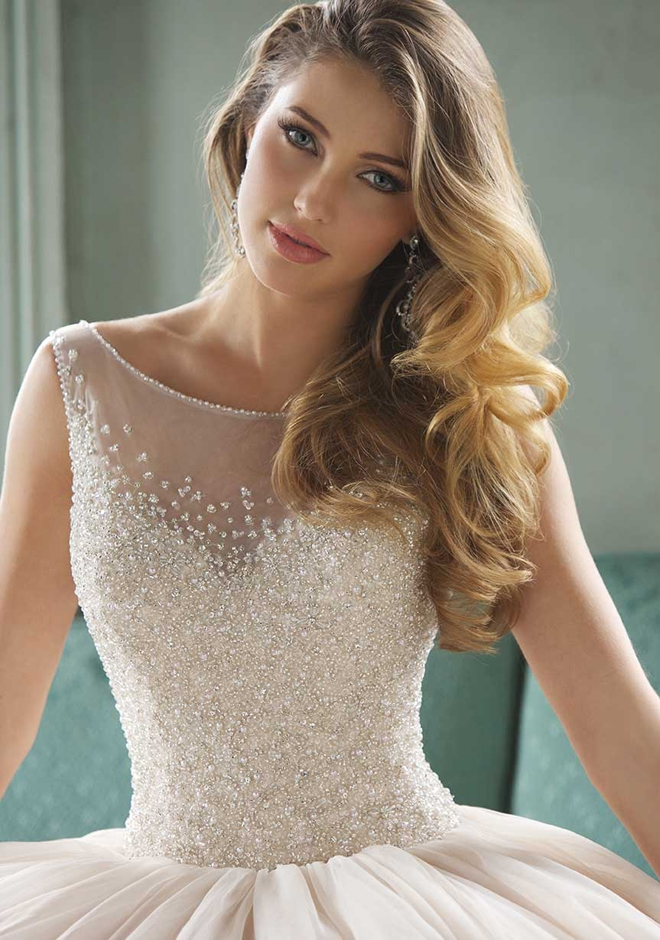 Allure Bridals Fall 2013 + My Dress of the Week