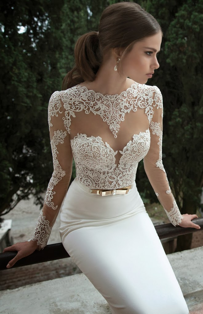 Berta Bridal Winter 2014 Collection – Part 1