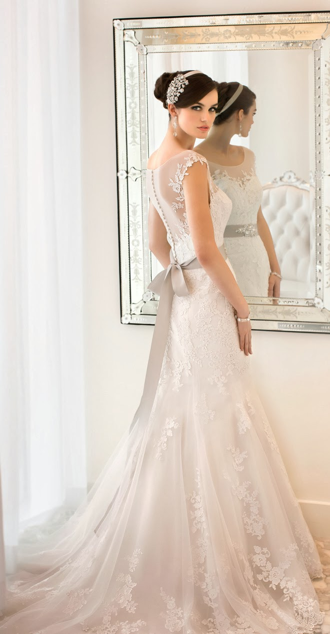 Essense of Australia 2014 Bridal Collection