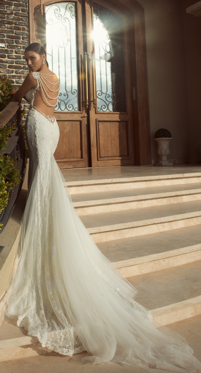 06262d43c071 Galia Lahav 2014: The Empress Deck Bridal Collection - Belle The ...
